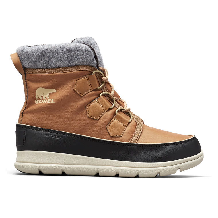 Sorel Women's Explorer Carnival Boot - Elk