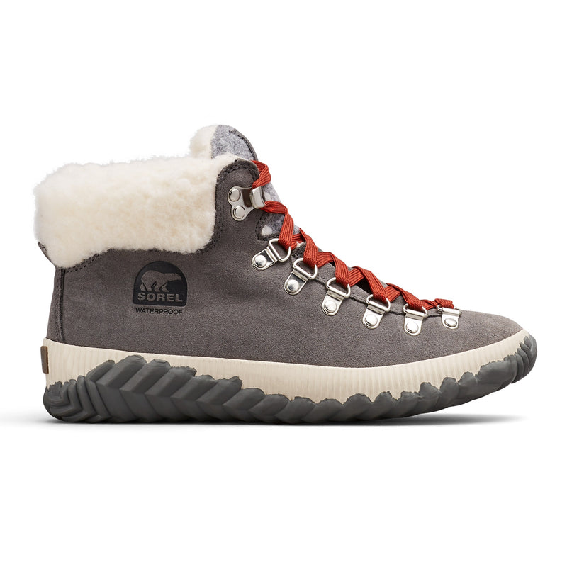 Sorel Women's Out N About Plus Conquest Boot - Quarry