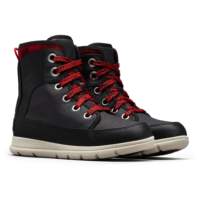 Women's Sorel Explorer 1964 Boot - Black