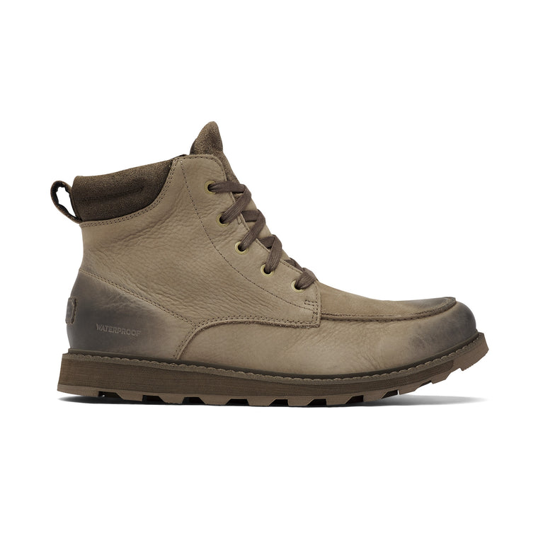 Sorel Men's Madson II Moc Toe Boot - Khaki II