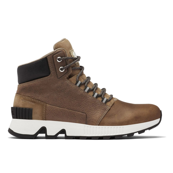Sorel Men's Mac Hill Mid Leather Boot - Khaki II