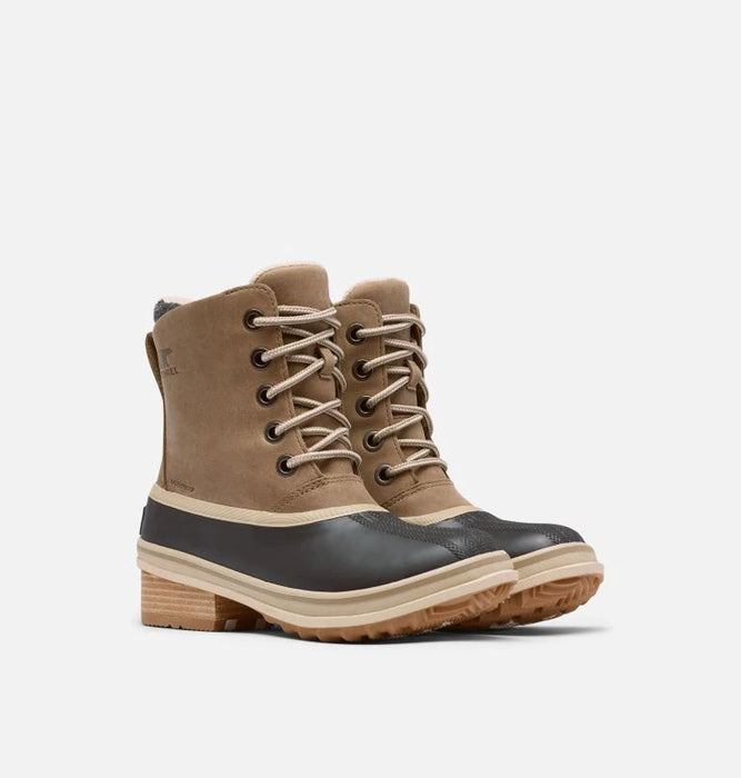 Sorel Women's Slimpack III Lace Duck Boot - Khaki II