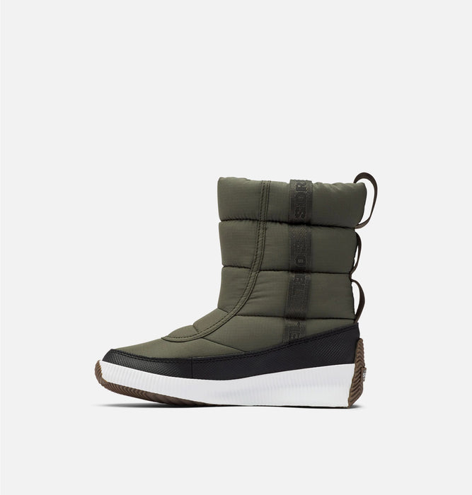 Sorel Women's Out N About Puffy Mid Boot - Alpine Tundra