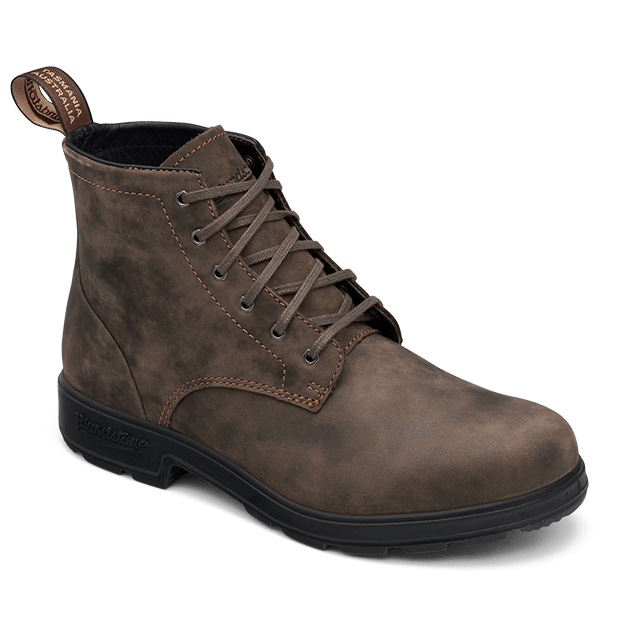 Men's Blundstone Originals Style 1930 Boots - Rustic Brown