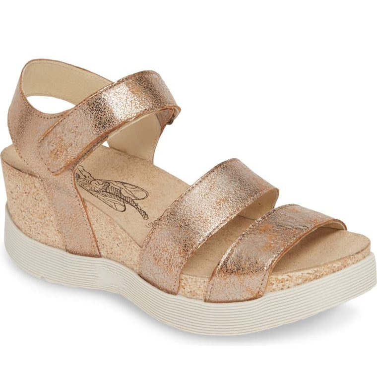 Women's Fly London Weko Platform Sandal - Luna Cool