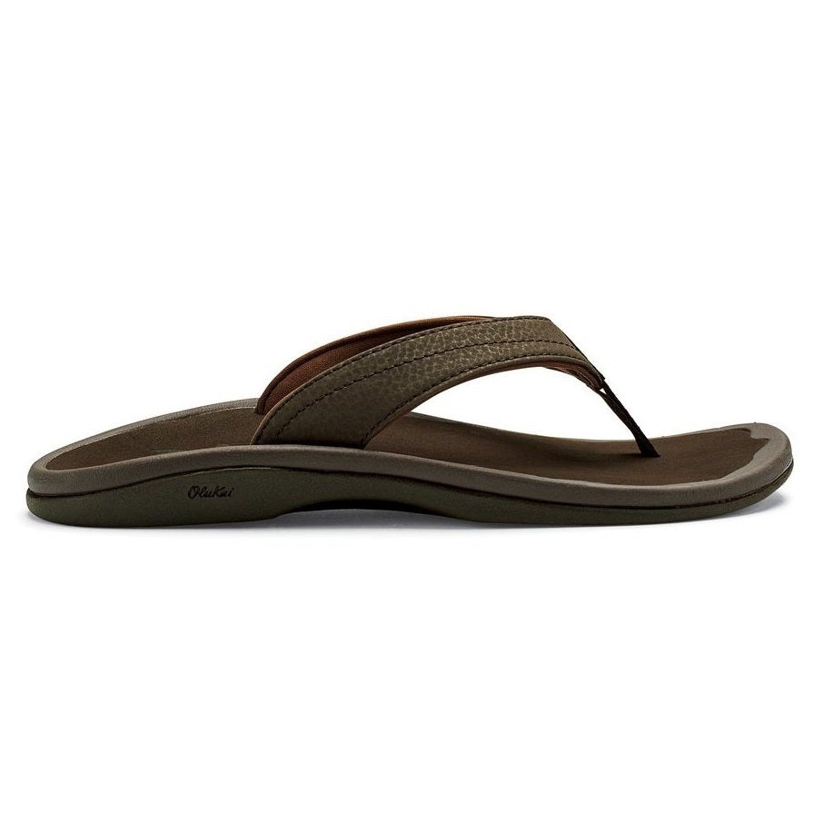 Women's OluKai Ohana Beach Sandals - Dark Java/Dark Java
