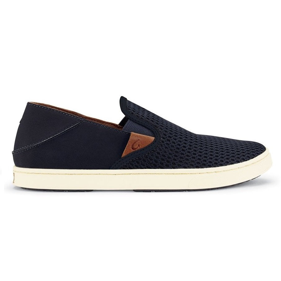 Women's OluKai Pehuea Slip On Sneakers - Trench Blue/Trench Blue