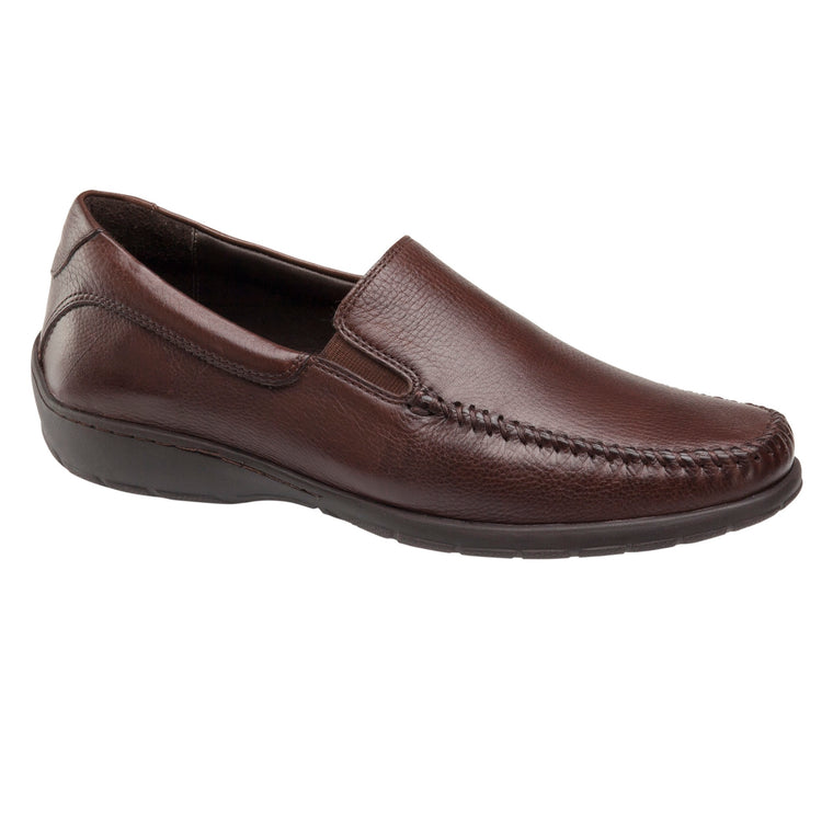 Men's Johnston & Murphy Crawford Venetian - Mahogany