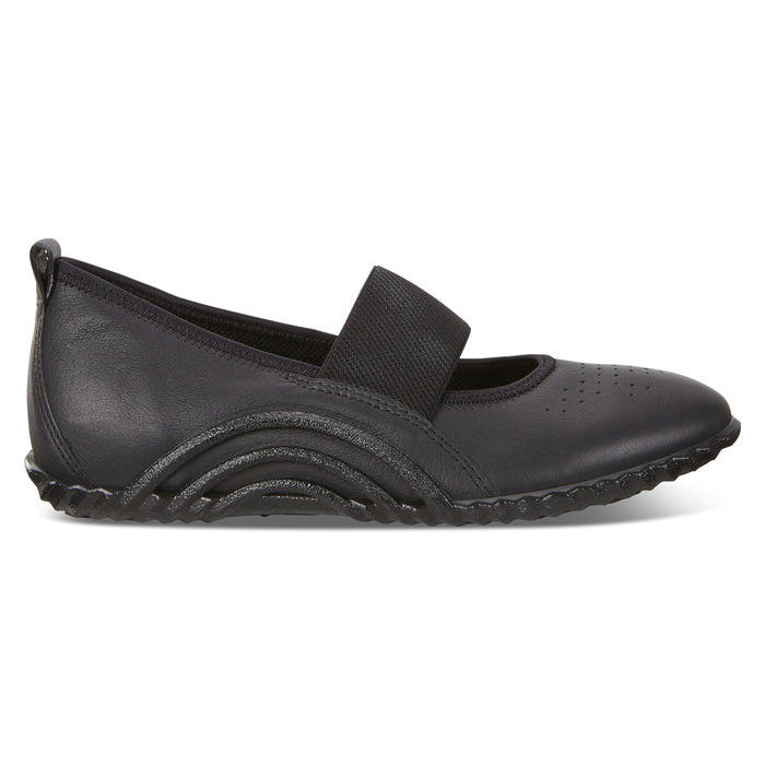 Women's Ecco Vibration 1.0 Mary Jane - Black