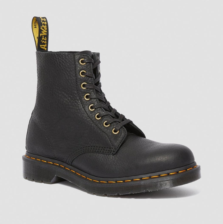 Dr. Martens Men's 1460 Pascal Lace Up Leather Boots - Black Ambassador