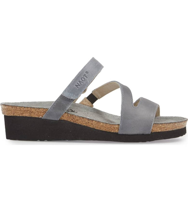 Women's Naot Gabriela - Vintage Slate Leather