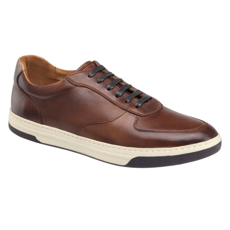 Men's Johnston & Murphy Fenton U-Throat - Tan