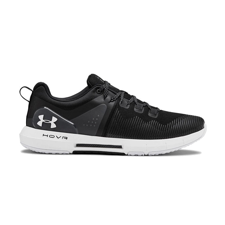 Under Armour Men's UA HOVR Rise Training Shoes - Black/White