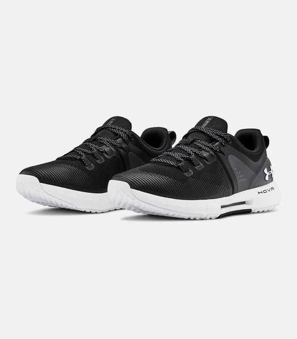 Under Armour Women's UA HOVR Rise - Black/White