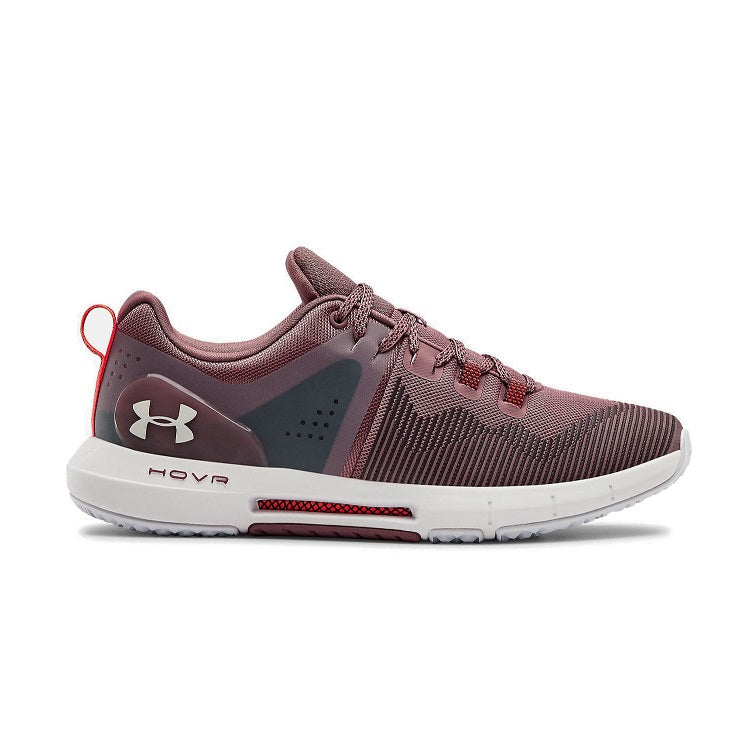 Under Armour Women's UA HOVR Rise - Hushed Pink/White