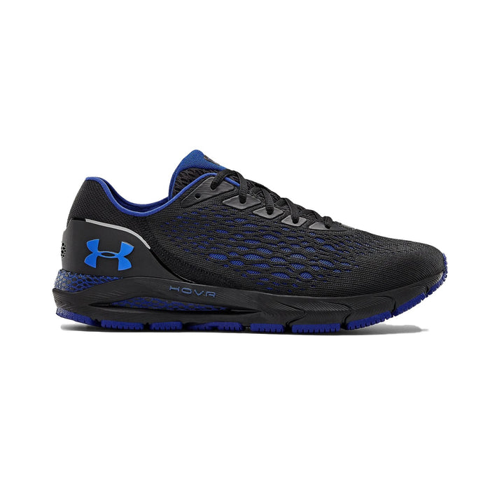 Under Armour Men's UA HOVR Sonic 3 Running Shoes - Black/Blue