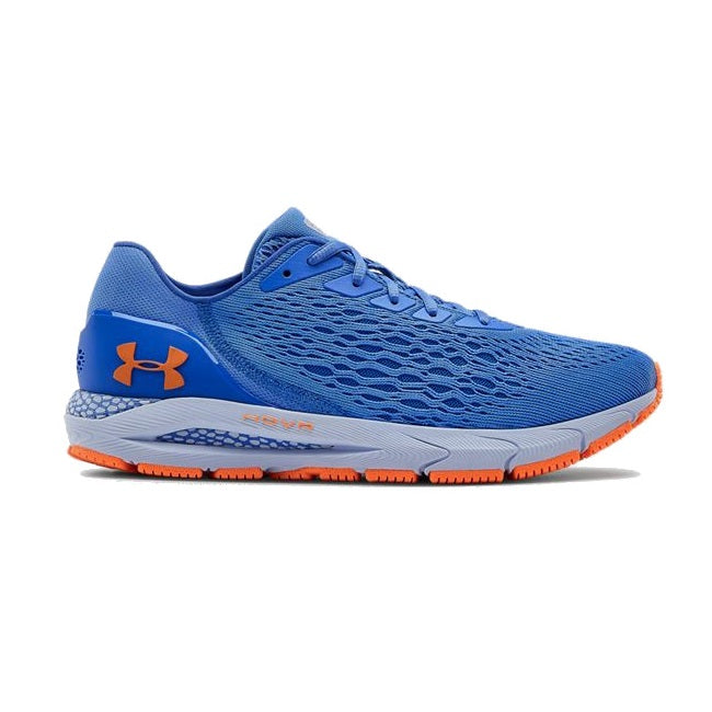 Under Armour Men's UA HOVR Sonic 3 - Water/Orange Spark