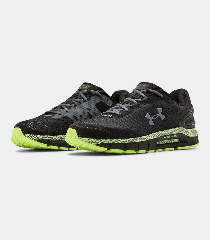 Under Armour Men's UA HOVR Guardian 2 Running Shoes - Black/X Ray