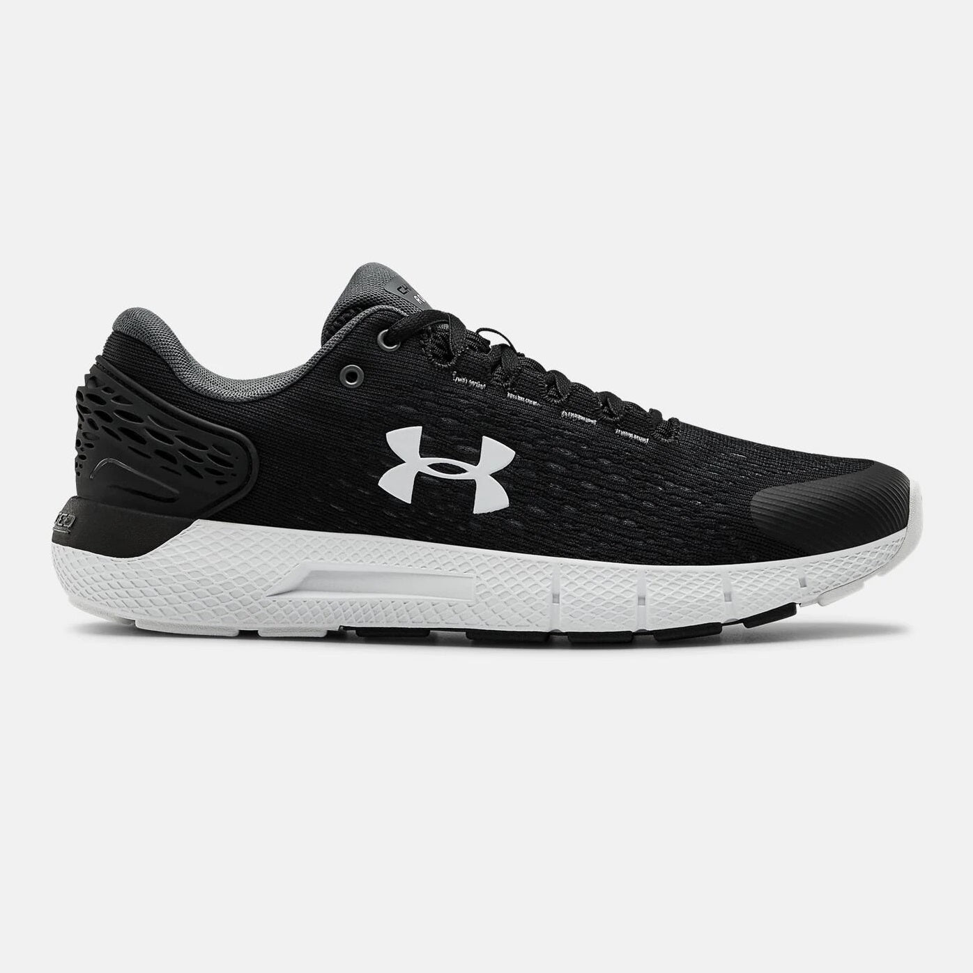 Under Armour Men's UA Charged Rogue 2 Running Shoes - Black/White