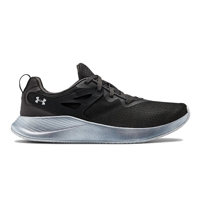 Under Armour Women's UA Charged Breathe TR 2 Shoes - Jet Gray/Jet Gray