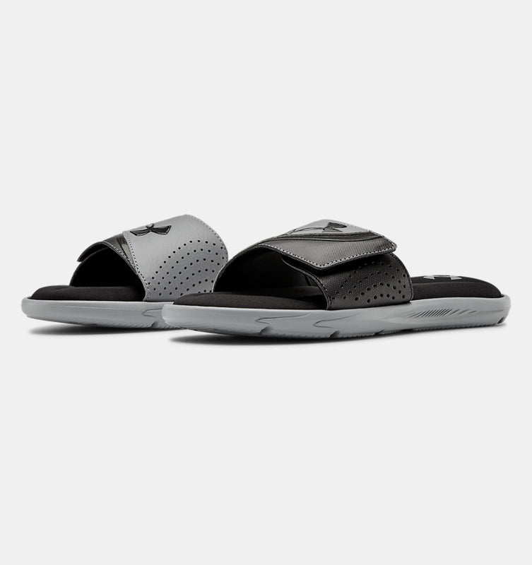 Under Armour Men's UA Ignite VI Slide - Black/Steel
