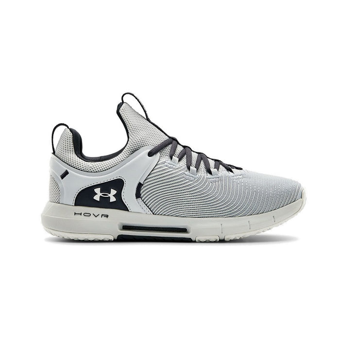 Under Armour Men's UA HOVR Rise 2 Training Shoes - Halo Gray/Halo Gray