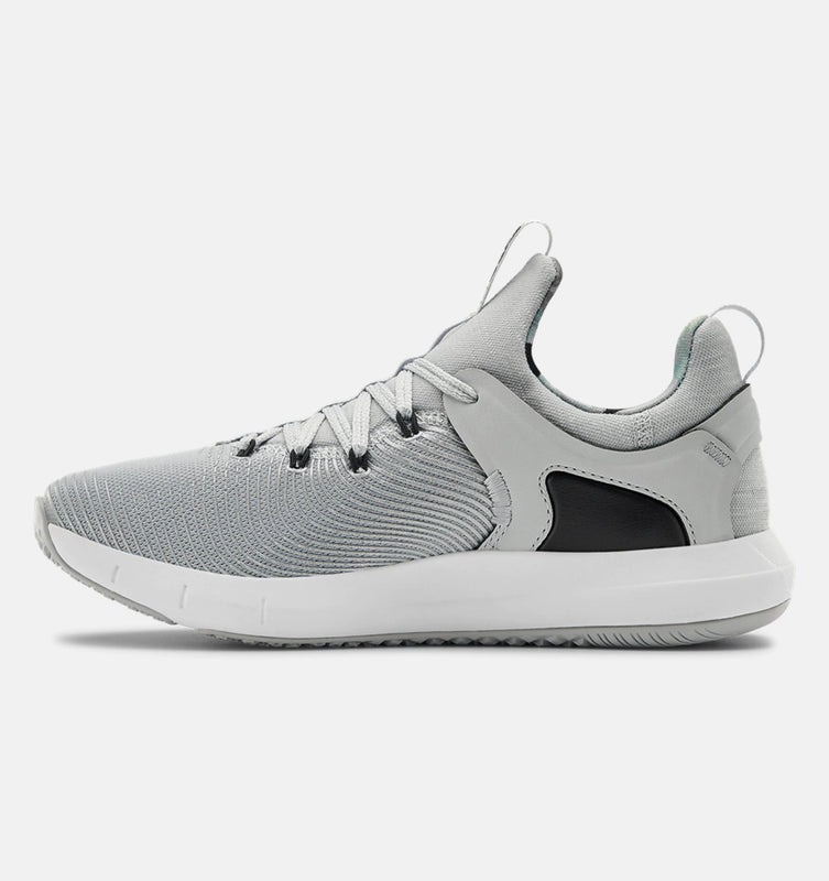 Under Armour Women's UA HOVR Rise 2 LUX Training Shoes - Halo Gray/White/Halo Gray