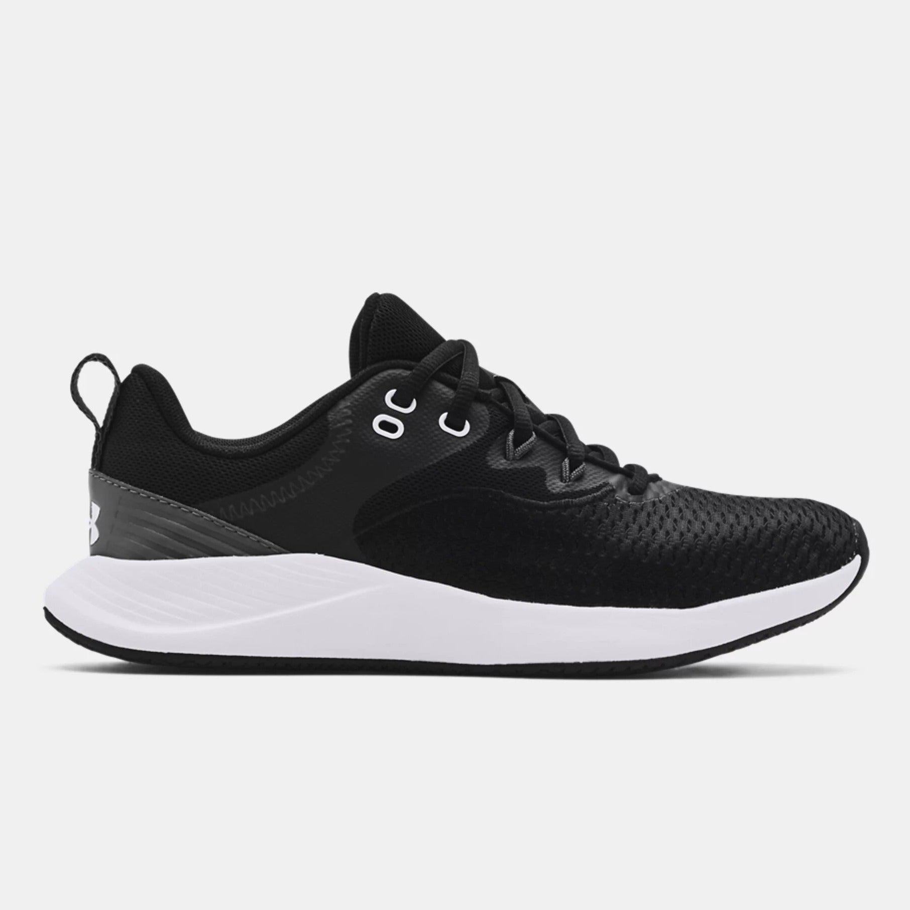 Under Armour Women's UA Charged Breathe TR 3 Training Shoes - Black/White