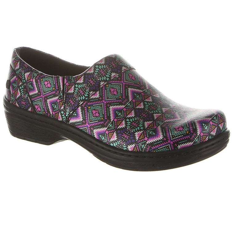 Women's Klogs Mission - Aztec Canvas