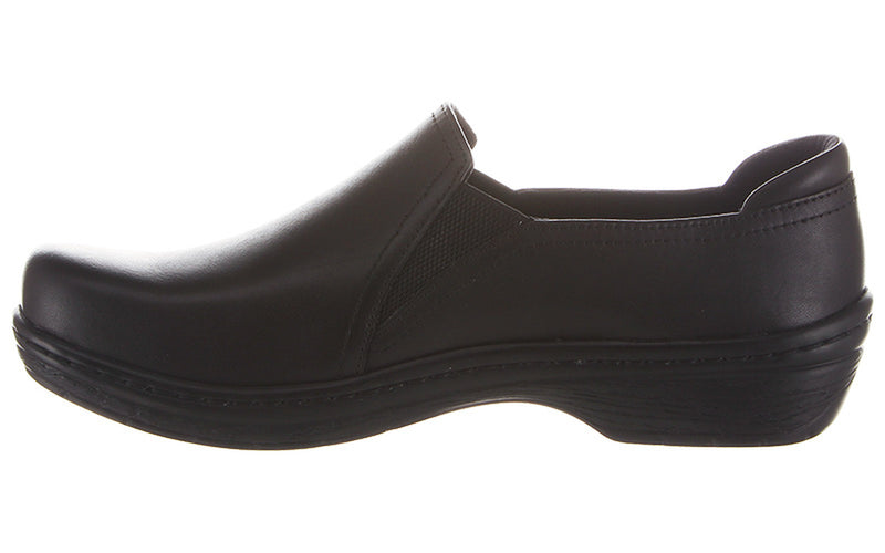 Women's Klogs Moxy Clogs - Black Full Grain