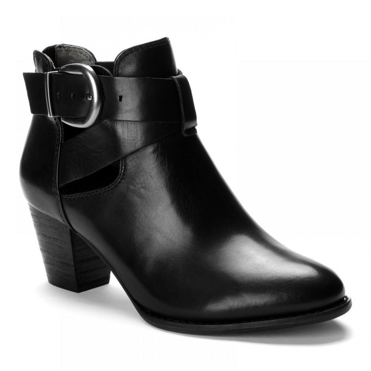 Women's Vionic Rory Leather Bootie