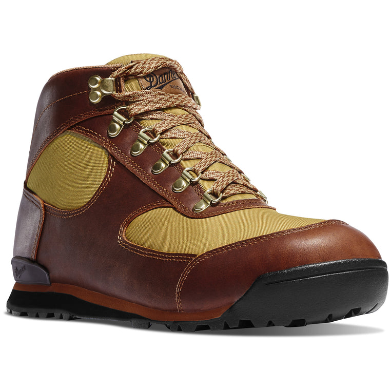 Men's Danner Jag Lightweight Hiking Boots - Brown/Khaki