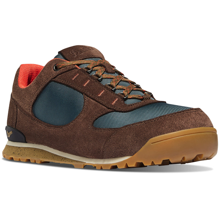 Danner Men's Jag Low - Dark Earth/Goblin Blue