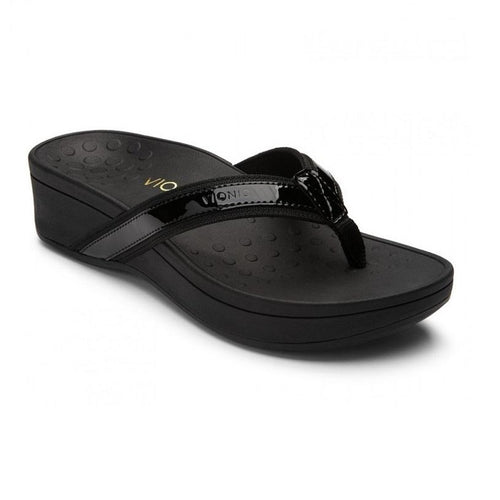 Women's High Tide Platform Sandal - Black