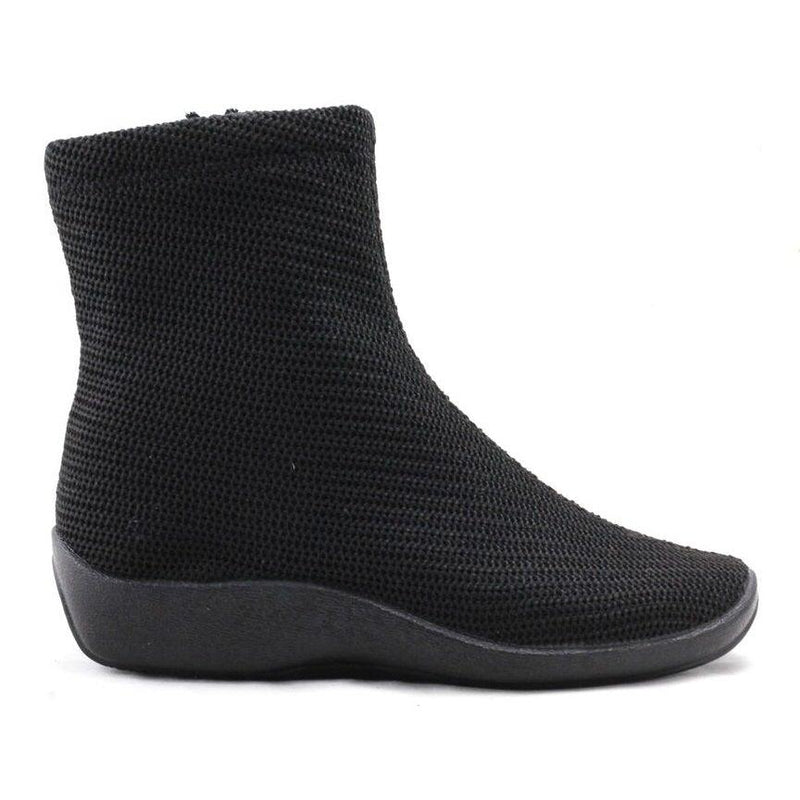 Women's Arcopedico Net 8 Comfort Boot - Black