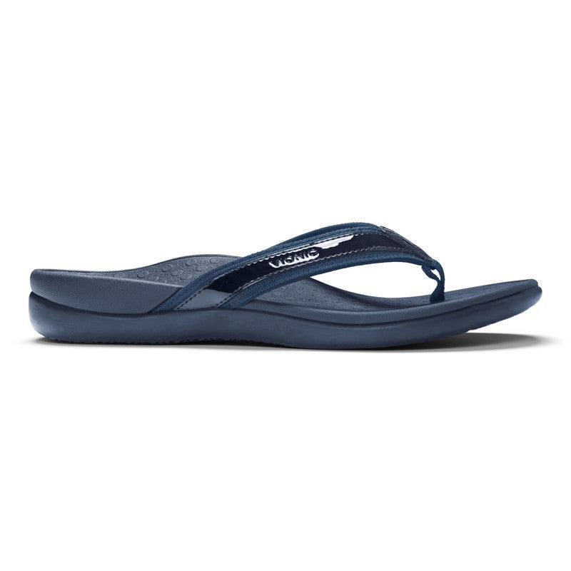Women's Tide II Toe Post Sandal - Navy