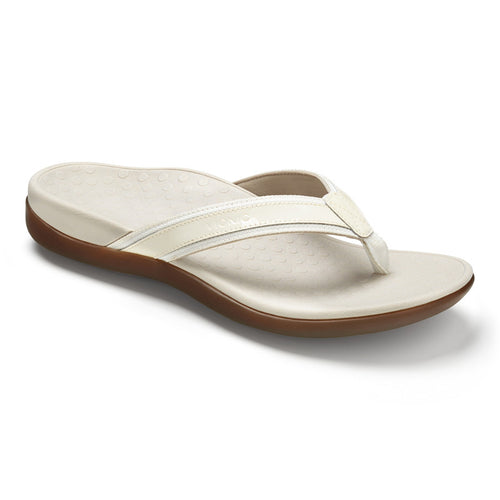 Women's Tide II Toe Post Sandal - White