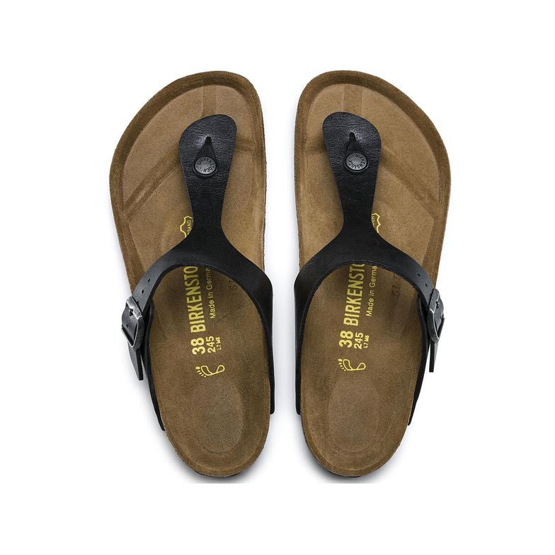 Women's Gizeh Thong Sandal - Licorice