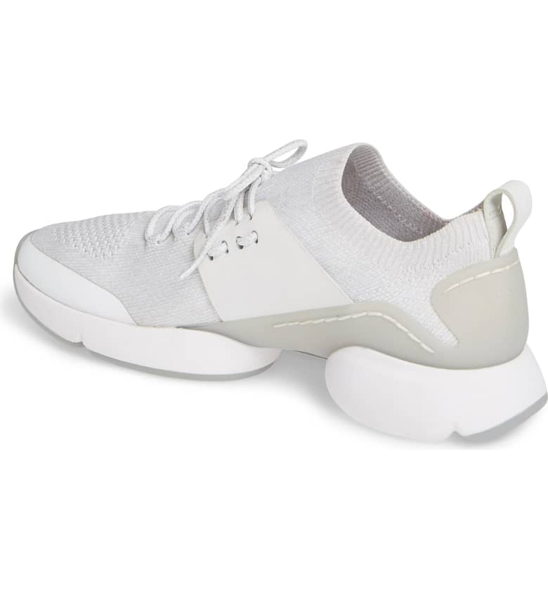 Day Trainer Sneaker - Optic White/Grey