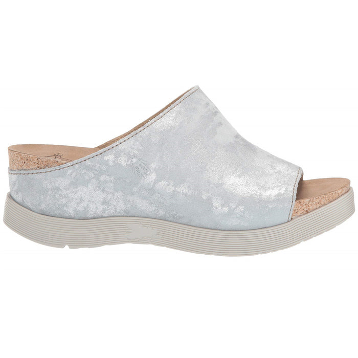 Women's Fly London Wigg - White Corcuma