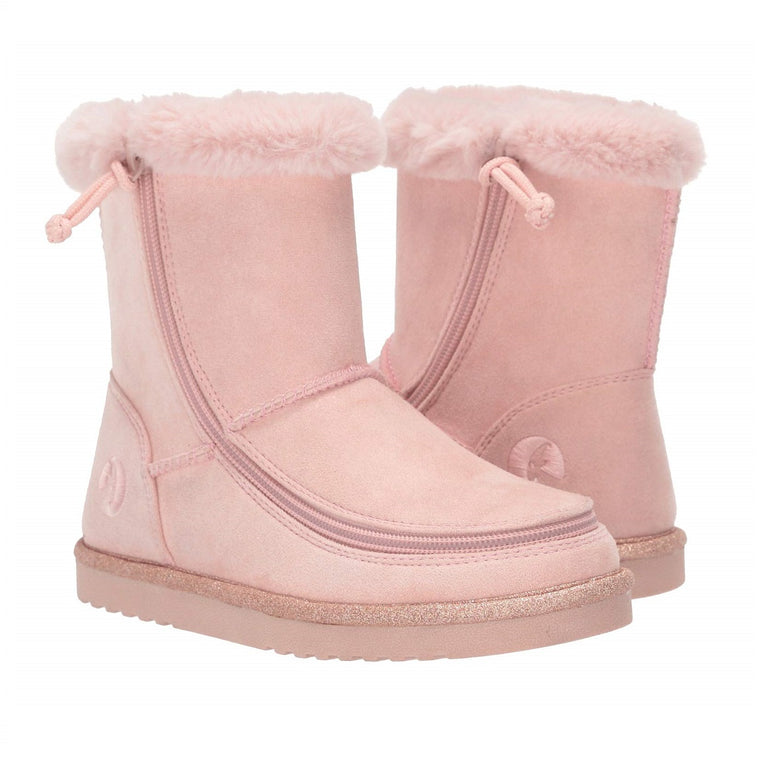 Kid's BILLY Footwear Billy Cozy Boots - Blush
