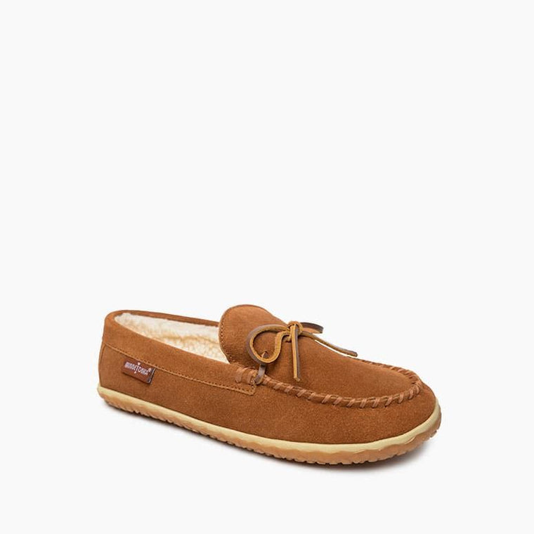 Minnetonka Men's Taft Slipper - Brown