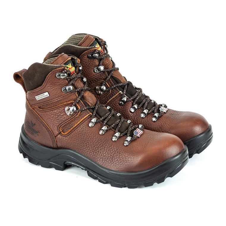Thorogood Men's 814-3266 Work Boots - Brown