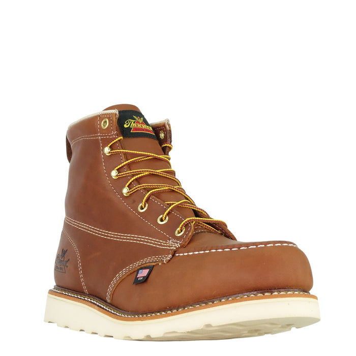 Thorogood Men's 804-4200 Work Boots - Tobacco