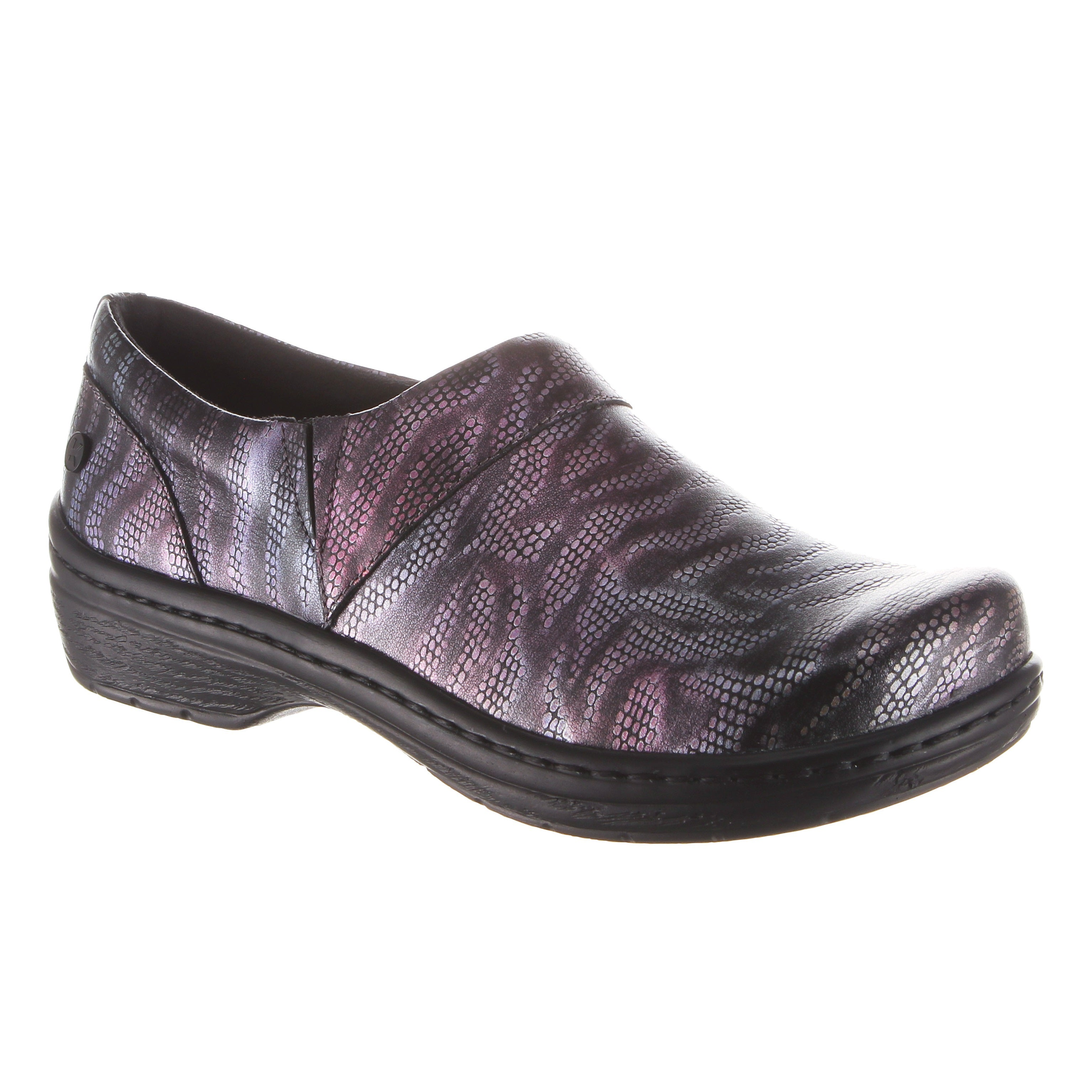 Women's Klogs Mission - Multi Zebra