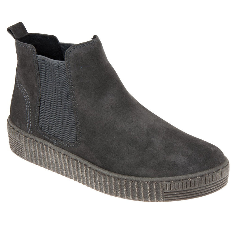 Women's Gabor 33.731.19 Slip-On Bootie - Pepper/Gray