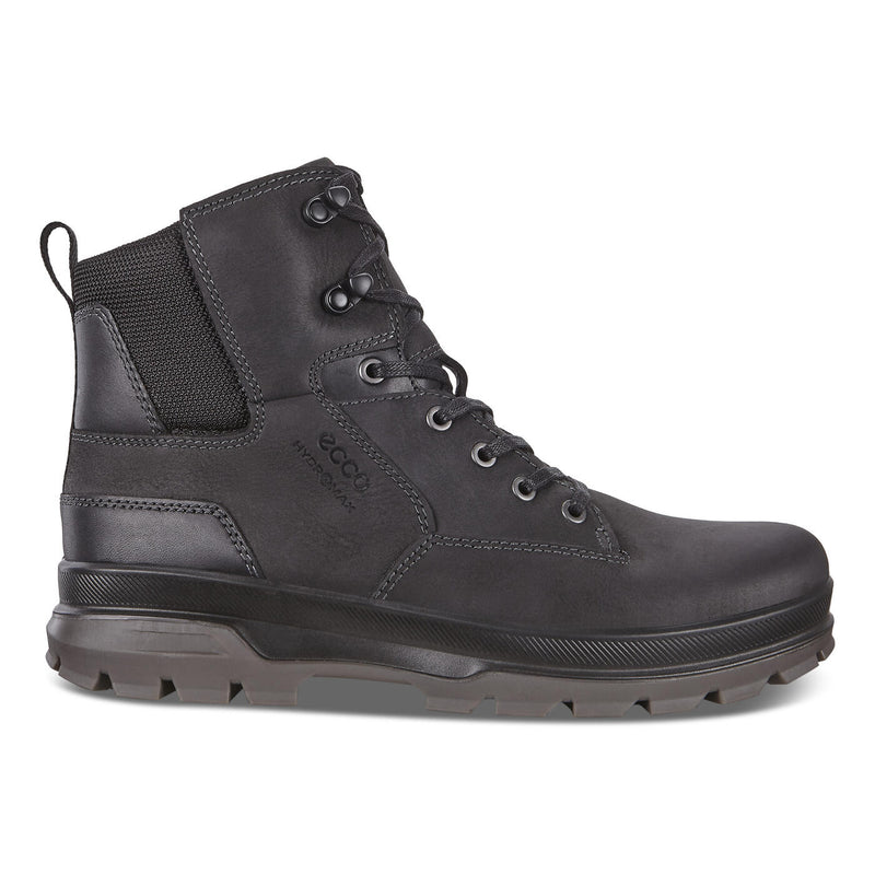 Ecco Men's Rugged Track Boot - Black/Black