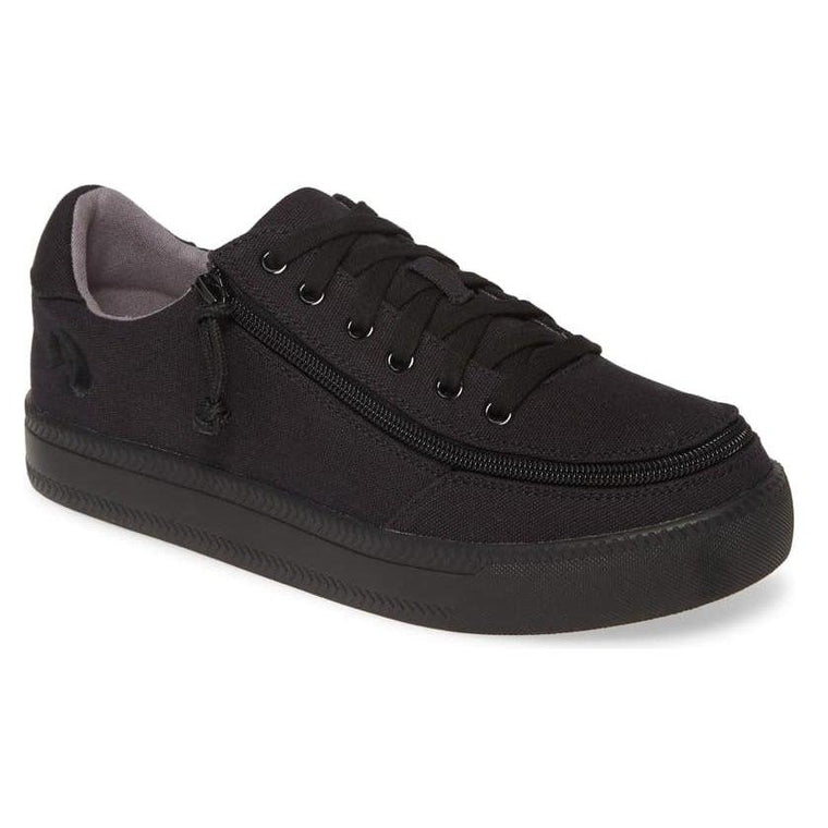 Men's BILLY Footwear Classic Lo Sneaker - Black To The Floor
