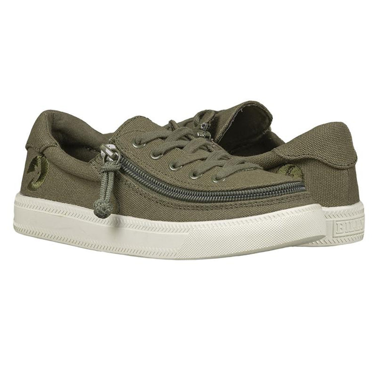 Kid's BILLY Footwear Classic Lace Low - Green