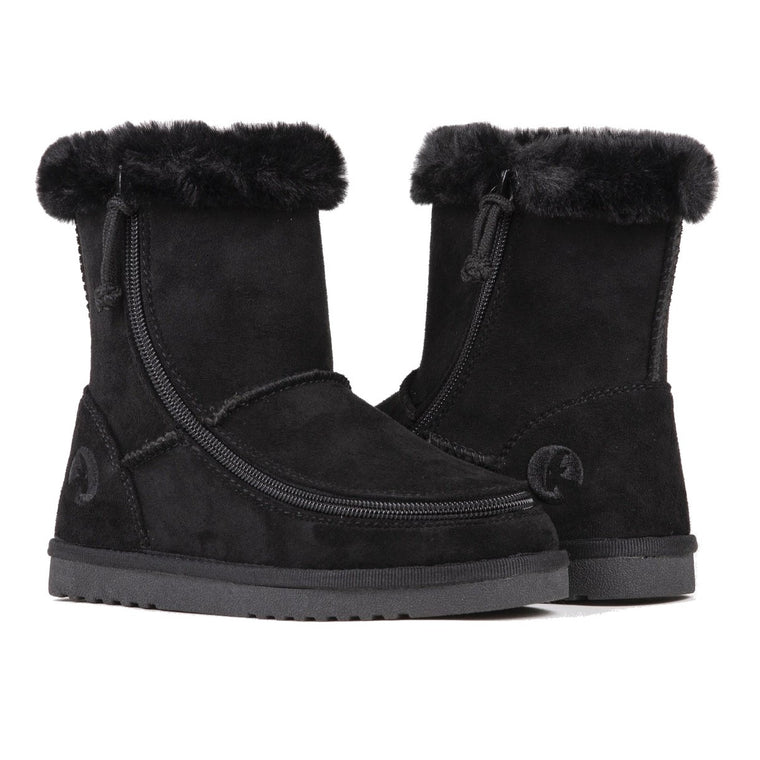 Kid's BILLY Footwear Billy Cozy Boots - Black